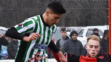 Federico Cárcamo tuvo una performance destacada el pasado domingo en la Villa Deportiva.
