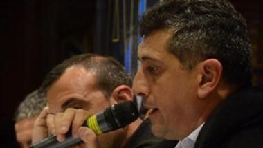 Sergio Pezzotta, uno de los disertantes de hoy en la capacitación.
