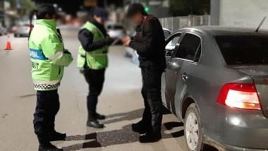 Personal policial trabajó junto con la Agencia de Seguridad Vial.