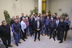 Alberto Fernández, se reunió con la cúpula de la CGT y recolectó el respaldo de la amplia mayoría de los gremios.