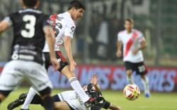 Con un penal en contra (atajado por Lux), sin tener las situaciones de gol mas claras y hasta siendo superado por Gimnasia de Mendoza, River sigue en la Copa Argentina.