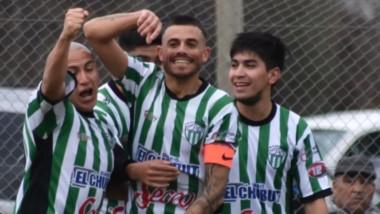 Darío Pellejero convirtió un gol y participó de otras conquistas en la tarde del domingo en la Villa Deportiva.