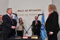 La Dra. Carolina Rodríguez asumió en la Asesoría General de Gobierno