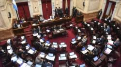 El Senado sesionó después de casi dos meses de pausa para tratar pliegos de jueces.