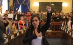 Salvatierra asume el mando de Bolivia de manera interina hasta el retorno de Evo Morales.
