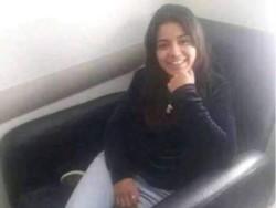 os investigadores sospechan que se trata de la joven de 24 años buscada desde el jueves en San Juan.