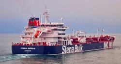 Irán retiene al buque petrolero británico Stena Bulk en el estrecho de Ormuz, supuestamente por chocar contra un buque pesquero.