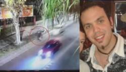 Dictaron la prisión preventiva para Miguel Ivanovich, el hombre que atropelló a un ciclista a alta velocidad por la Avenida Beiró.