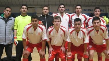 Con un equipo formado por jugadores de la meseta chubutense, Huracán juega en el torneo de futsal de AFA.
