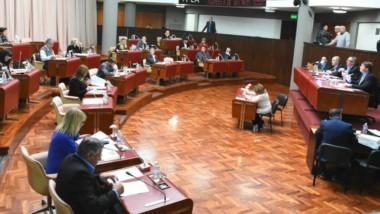 La Cámara de Diputados del Chubut dio sanción favorable a la Resolución para la convocatoria de autores.