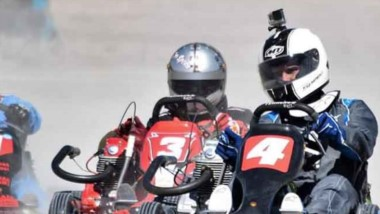 El próximo fin de semana, habrá una nueva fecha del karting de tierra.