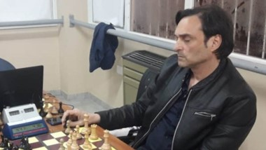 Diego Adla desarrollará varias actividades para los ajedrecistas.