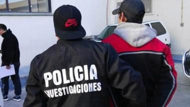 La aprehensión del hombre de 30 años se produjo en el barrio Moreira.