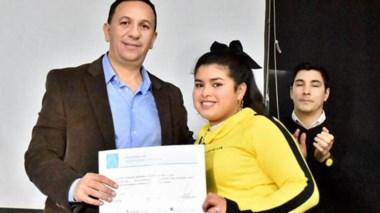 El intendente Adrián Maderna destacó los alcances del Programa municipal.