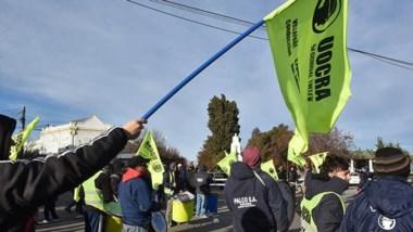 Los trabajadores siguen en conflicto con la empresa Palco.