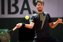 Juan Ignacio Londero no pudo con el chileno Jarry en la final del ATP de Bastad.