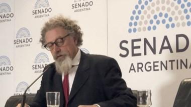 """El senador por Chubut, Alfredo Luenzo, dijo que """"se subestimó""""  un hecho grave ."""