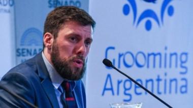Hernán navarro, de la ONG Grooming Argentina y su alerta sobre el aumento de los casos en la provincia.
