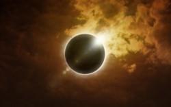 El eclipse de sol de 2020 pasará desde la cordillera hacia el mar y se podrá ver entre Chubut y Río Negro.