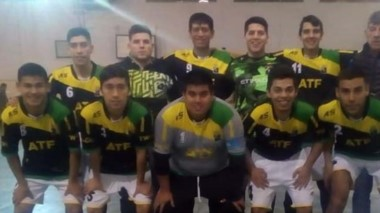 ATF logró el segundo puesto del clasificatorio y jugará el Nacional.