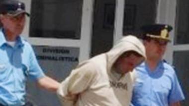 José Genaro Catalán fue atrapado en Zapala y trasladado a Trelew.