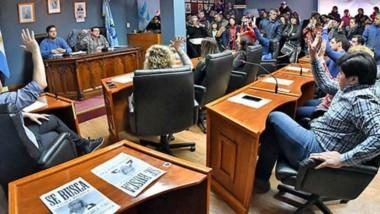 En el Concejo Deliberante de la ciudad capital se vivieron momentos tensos y reclamaron que se haga presente la intendenta.