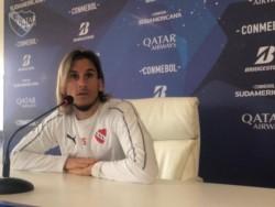 El DT de Independiente se mostró contento por lo que será la suma de un refuerzo más para el Rojo: Lucas Romero.