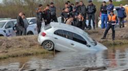 El conductor del Volkswagen Gol Trend fue el encargo de confesar ante la Policía provincial lo sucedido.