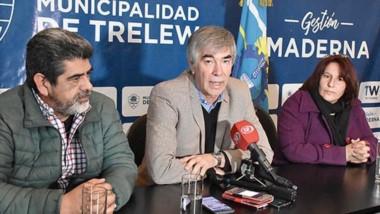Luis Ñancucheo, Hugo Schvemmer y Sandra Gómez  presentaron  la  Muestra del próximo domingo.