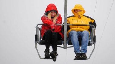 En ascenso. El desafío para El Bolsón es desarrollar un plan turístico invernal