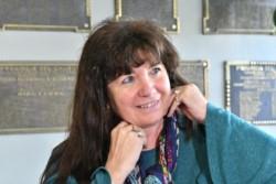 Diputada Provincial Gabriela Dufour