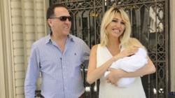 Vicky Xipolitakis denunció a su marido, Javier Naselli, por lesiones leves y maltrato.