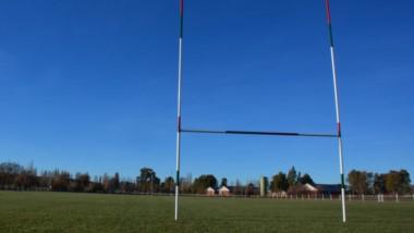 """El 10 de agosto de 2019 será un día recordado por toda la familia """"Dragonera"""" y por el rugby en general. El sueño del césped natural ya es una realidad para el joven club de Gaiman."""