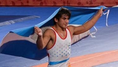 David Almendra vuelve a competir.
