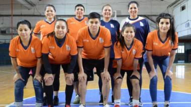 La CAI, uno de los participantes del flamante torneo femenino de la Liga de Comodoro Rivadavia.