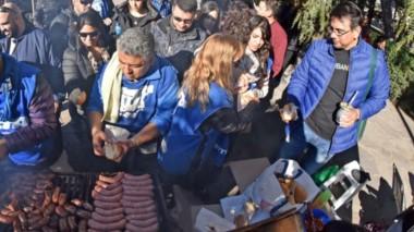 Marcha. Los empleados judiciales marcharon por la capital para exigir saber el panorama económico real de la provincia y el pago de sus sueldos.