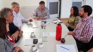 El encuentro pautado para comenzar con la transición en el municipio.