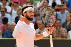 Es el tercer título ATP de Basilashvili, segundo en esta ciudad alemana después del conseguido en 2018.