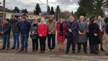 Autoridades, instituciones y vecinos particiaron del recuerdo de la gesta.
