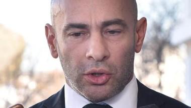 """Molesto. Massoni calificó de """"irresponsable"""" el paro desde ATECh."""