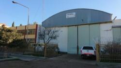 La firma Cometal está ubicada en el Parque Industrial de Trelew