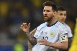 """""""Chiqui"""" Tapia adelanta que Messi volverá a la Selección Argentina en la próxima fecha FIFA."""