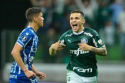 Palmeiras espera por Gremio o Libertad. El VAR tuvo un papel fundamental en contra del Tomba.