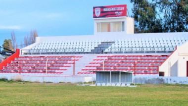 Las pruebas de jugadores serán este viernes en la cancha principal del club ubicada sobre la ruta 25.