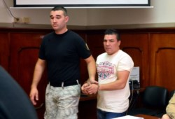 """""""Tata"""" Baldomir fue condenado por abuso sexual reiterado en perjuicio de su hija, cuando la víctima era menor de edad."""