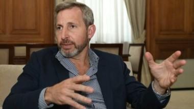 Frigerio, ministro del interior.