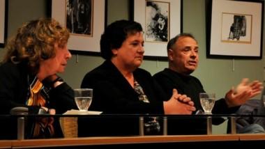 Leonardo Mezzetti presentó su libro de cuentos en el MWC.