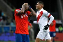 Arturo Vidal tras derrota ante Perú:
