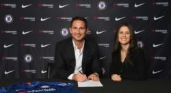 Frankie Lampard es el nuevo entrenador del Chelsea luego de firmar un contrato por 3 años.