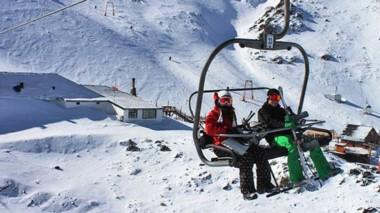 Distintos servicios se brindarán en el CAM, como la gastronomía, escuelas de esquí y rental de equipos.